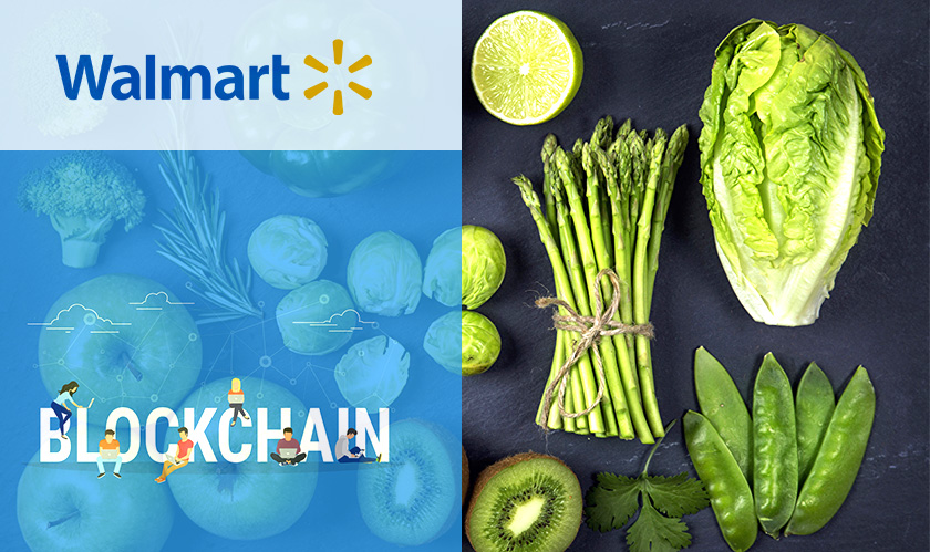 Walmart to trace its leafy green supplies with Blockchain