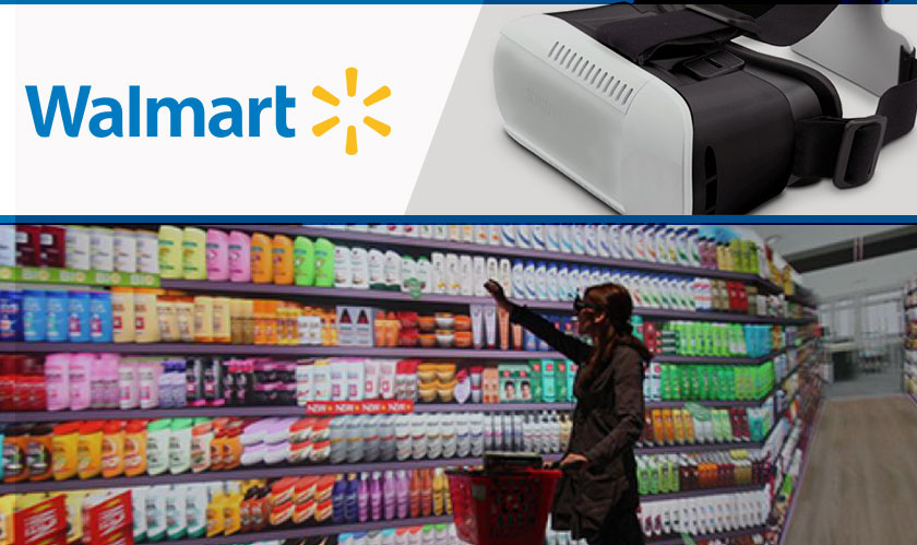 Walmart ahead of Amazon in 'virtual reality shopping'