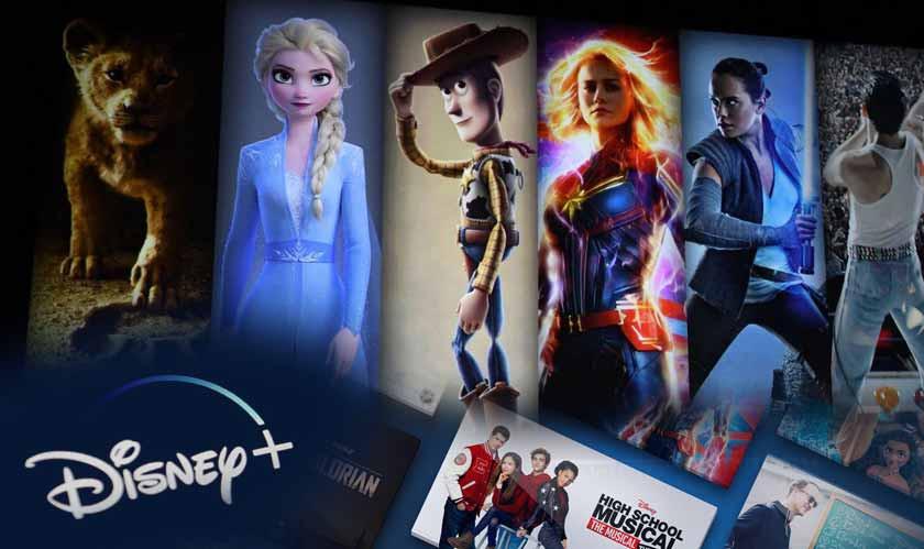 Walt Disney to focus on streaming announces reorganization