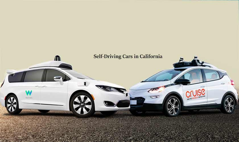 Google's Waymo and GM's Cruise win permits to offer rides in self-driving cars in California