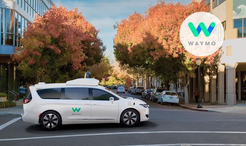 waymo tests cars in california