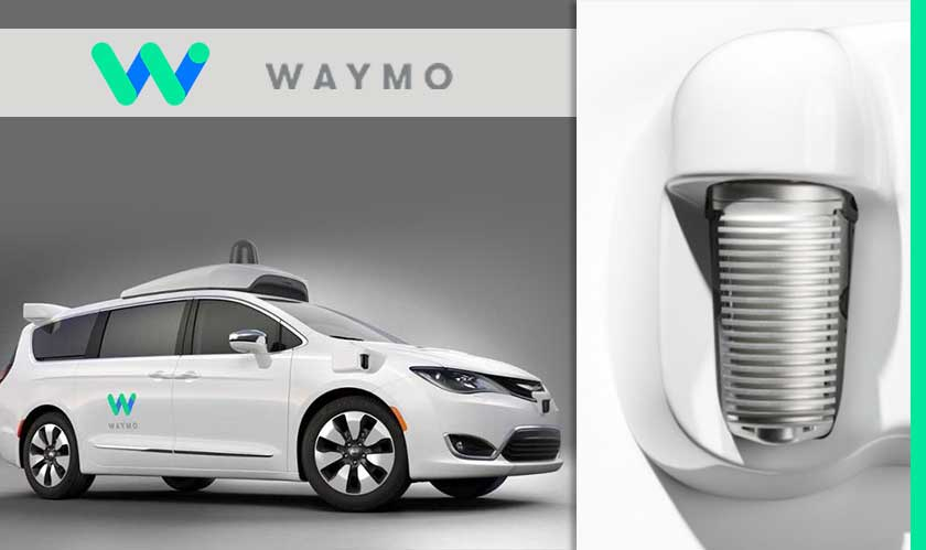 Businesses not in self-driving space can buy Waymo's LiDAR tech
