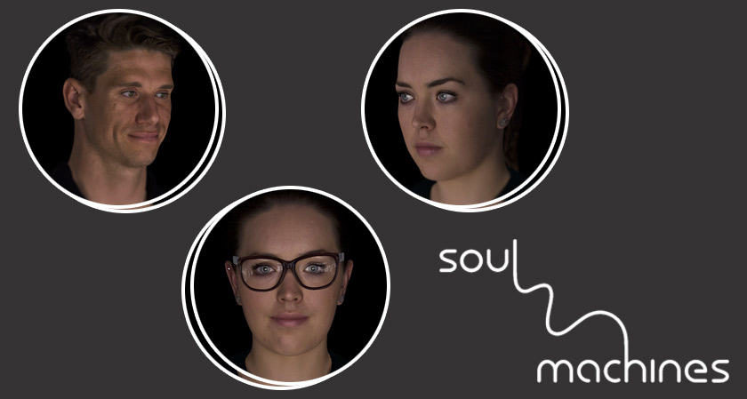 """""""We are creating realistic adult avatars serving as virtual assistants""""; Soul Machine"""