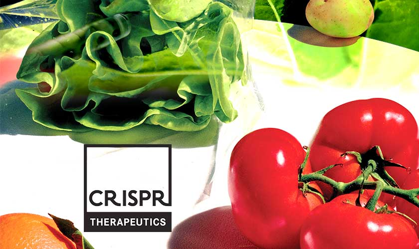 We could be eating CRISPR food in the coming years!