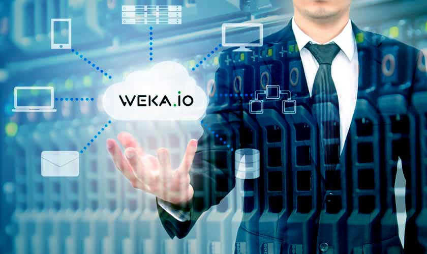 wekaio comes out of stealth with revolutionary cloud scale storage