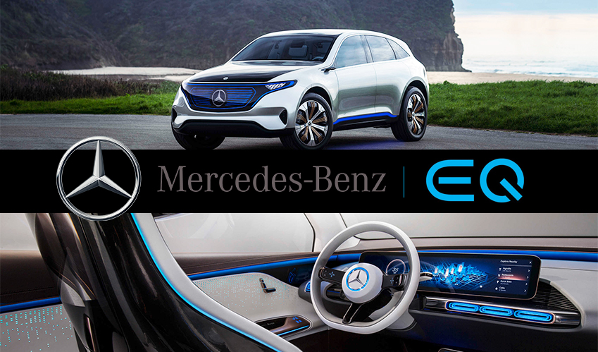 What is in store from Mercedes-Benz by 2020?