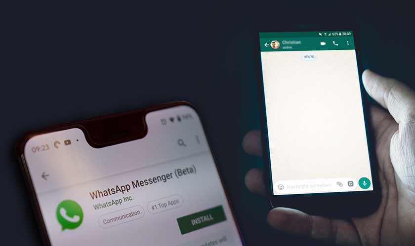 whatsapp android self destructing messages