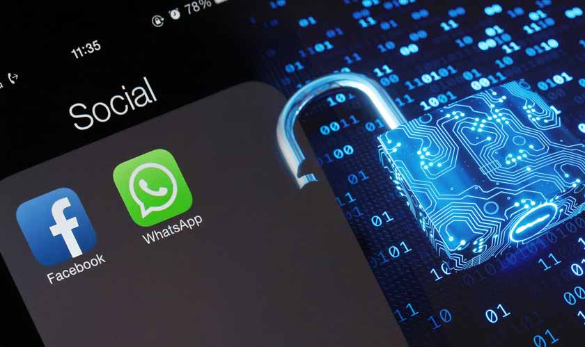whatsapp privacy spam facebook