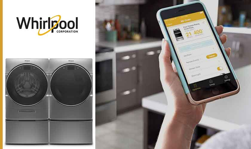 Whirlpool is bringing innovation to laundry routines via Wear OS app