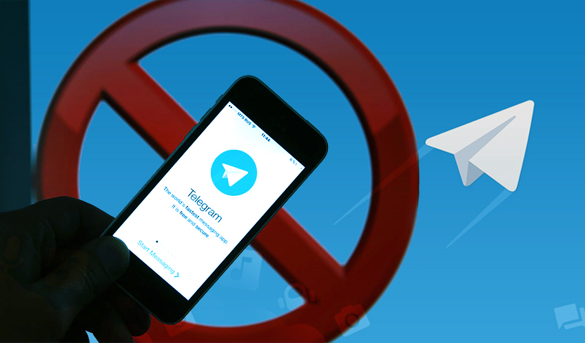 Will Russian state security service block Telegram app?