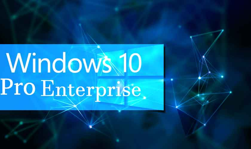 Windows 10 Pro makes Enterprise entry