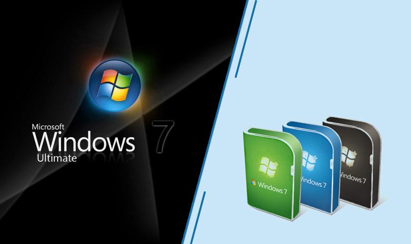 windows 7 microsoft os