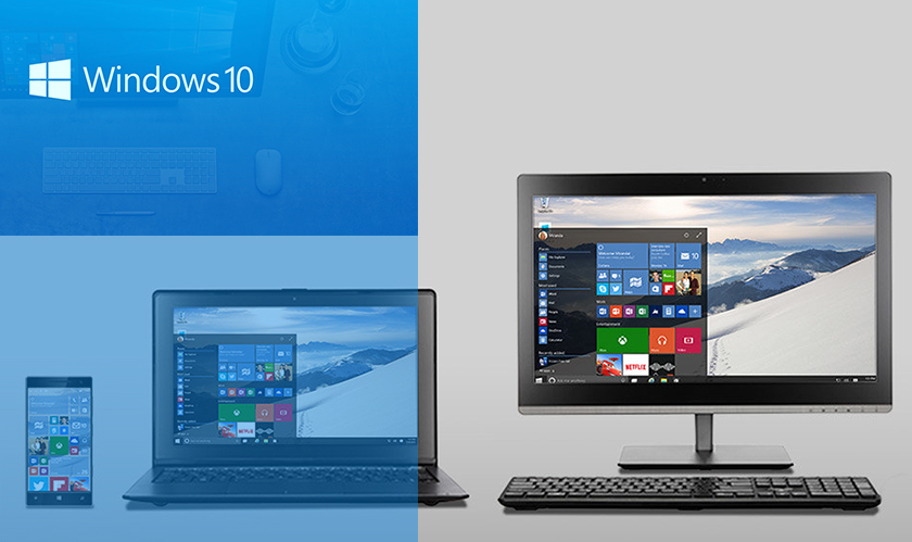 It's an iconic facelift time for Windows 10