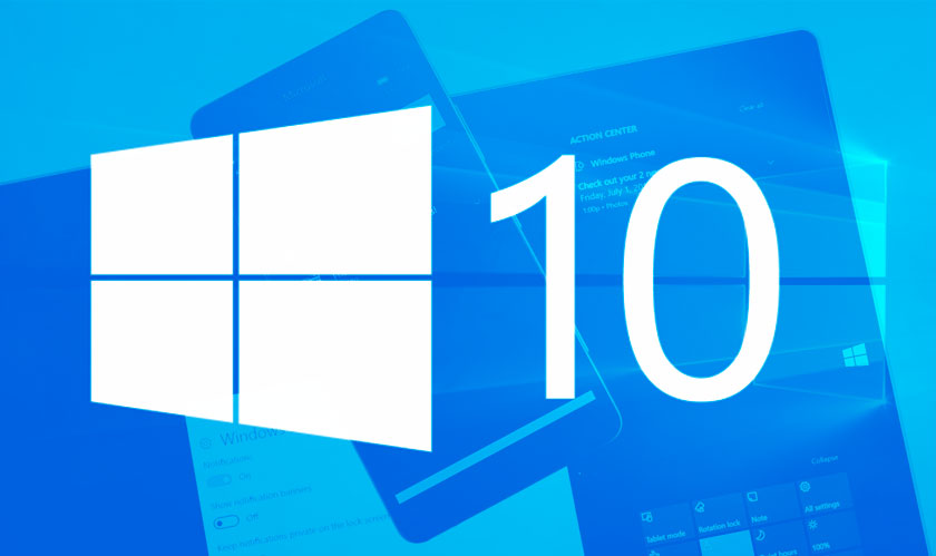 Windows 10 mobile updates your phone from your PC