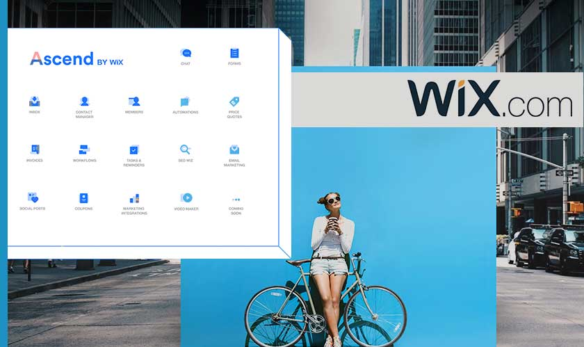 Wix launches new suite of products