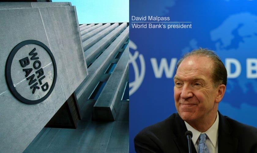 World Bank looks to raise $100 billion in donations to address 'tragic reversals' in development