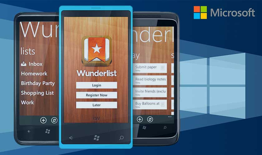 The founder of Wunderlist demands Microsoft to hand back his app