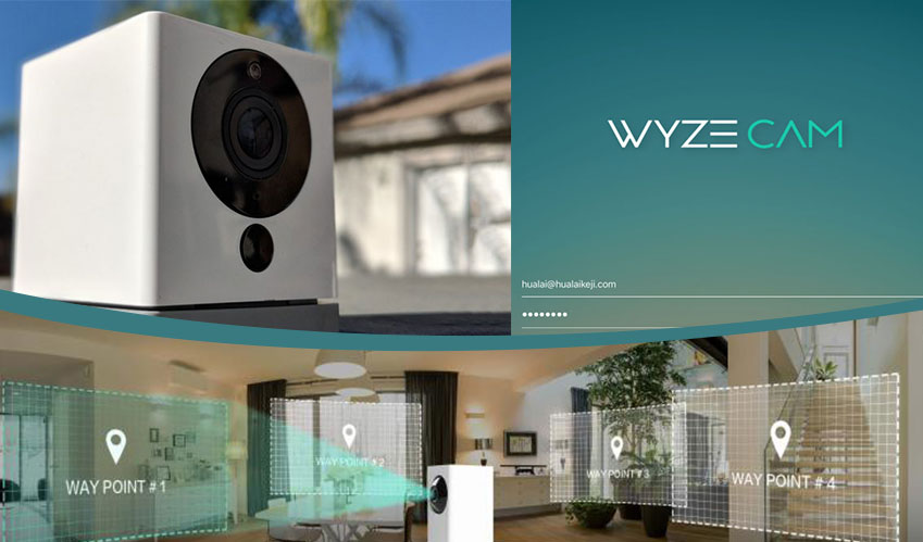 wyze added panning feature