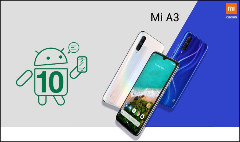 Xiaomi halts Mi A3 Android 10 update rollout