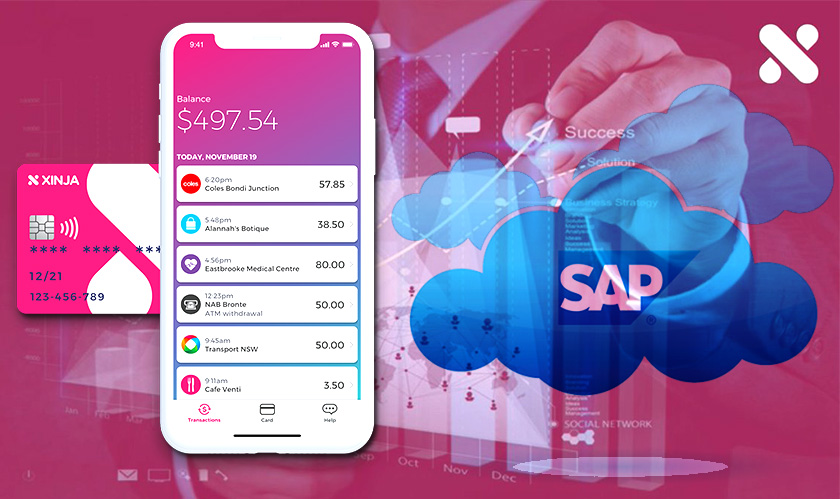 SAP is the best fit for Xinja's banking plans
