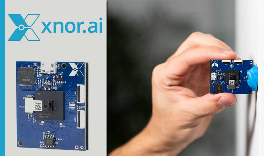 AI models can be powered by a solar cell, says Xnor