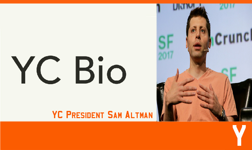 Y-Combinator pitches for YC Bio for Healthspan