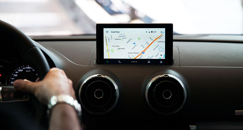 You can take your car for a ride effortlessly, all because of Google's new Android in the Car innovation