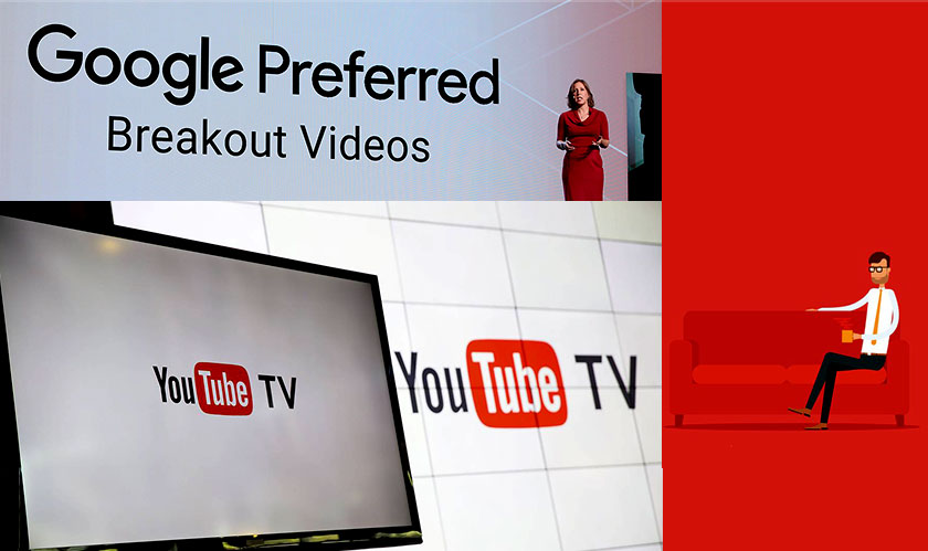 YouTube advertisements will be sold via 'Google Preferred' Network