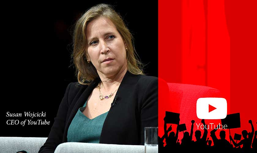 YouTube will stay open to all always:Susan Wojcicki