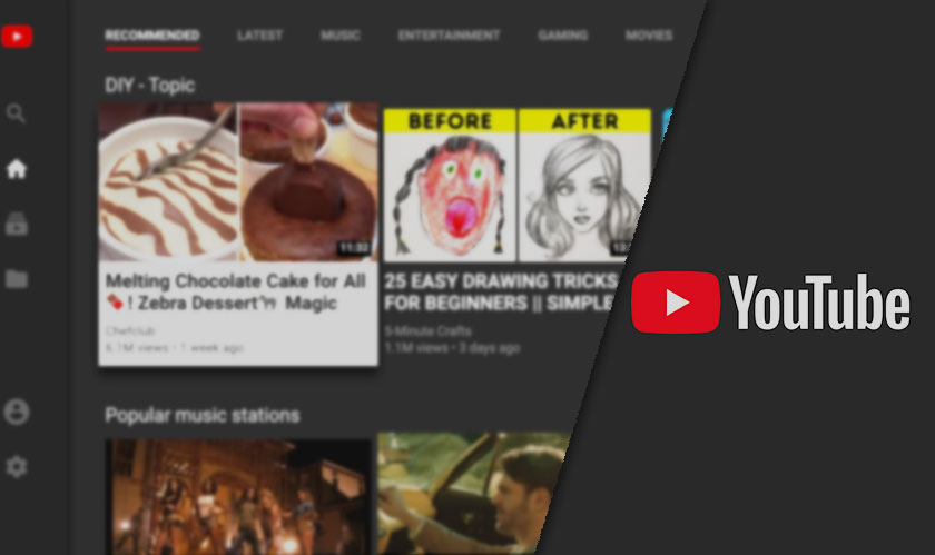 YouTube To Stop TV Interface For Web Browsers