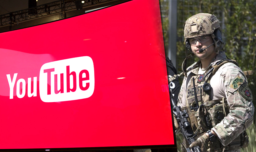 YouTube increases security at offices worldwide after shooting