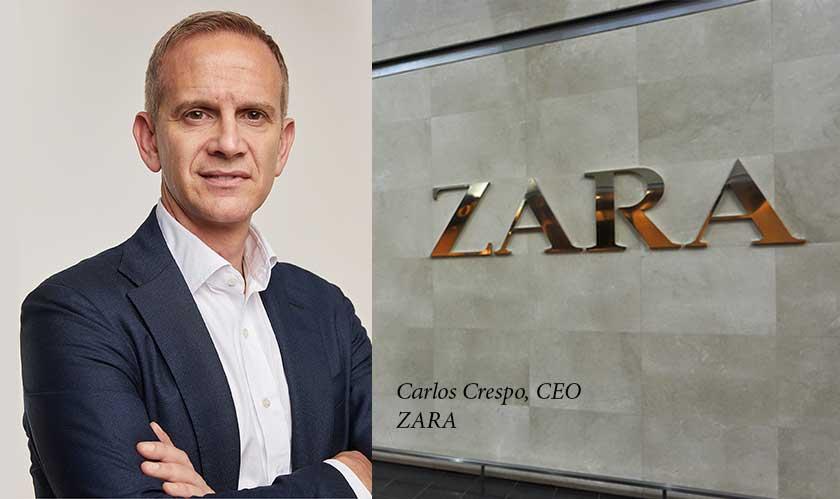 Zara gets a new CEO