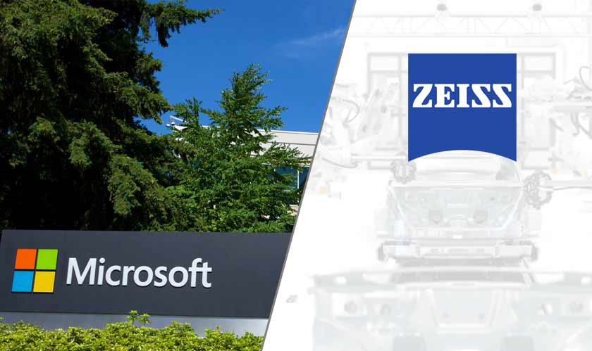 ZEISS Partners With Microsoft for Better Patient Care