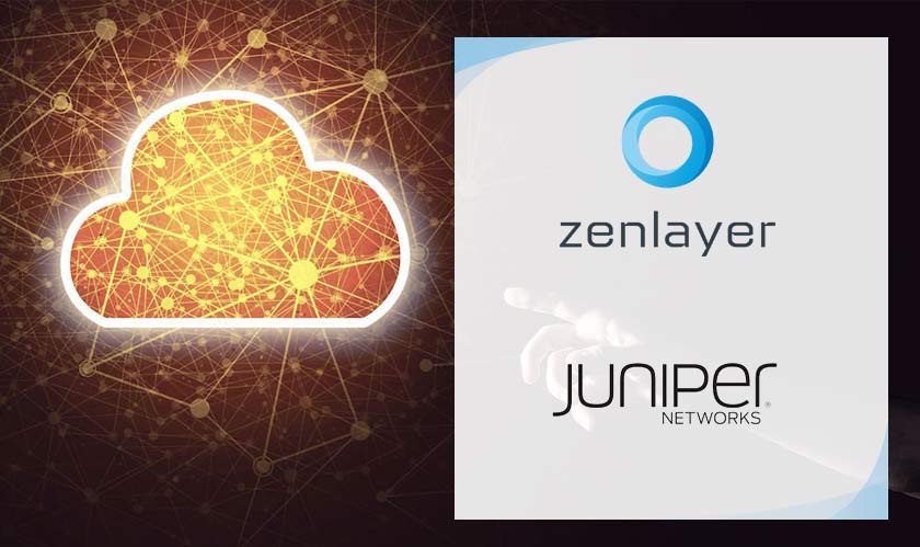 Zenlayer Selects Juniper Networks to Power a Better-Connected World