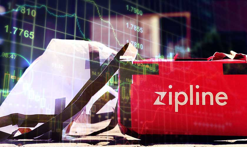 Zipline raises $190 million in fresh funding