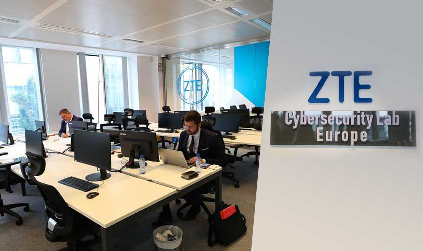ZTE establishes its Cybersecurity Lab in Brussels