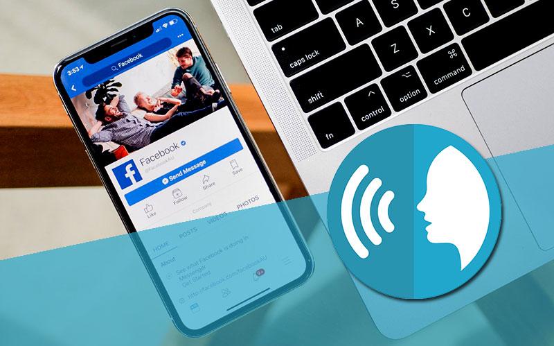 facebook messenger release voice commands