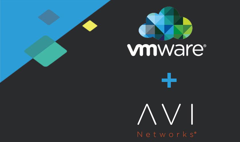 vmware acquire avi networks