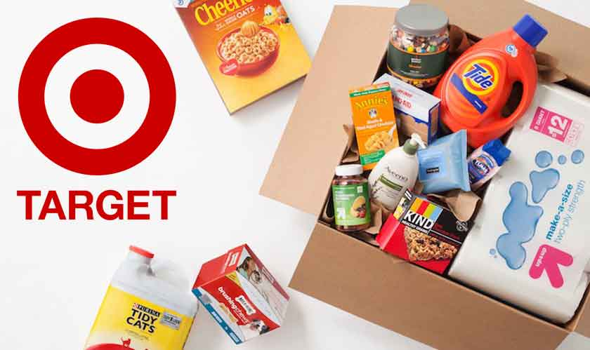 Target Restock: Next-day delivery from Target