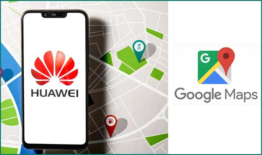 Huawei to battle with Google maps with its own mapping tech