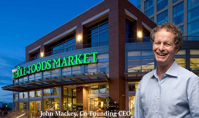 John Mackey, Whole Foods' co-founding CEO, to retire from the grocer in 2022