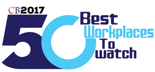 50 Best Workplaces to watch 2017