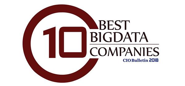 10 Best Big Data Companies 2018
