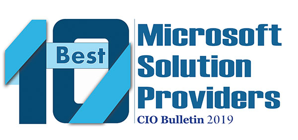 10 Best Microsoft Solution Providers 2019