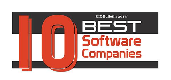 10 Best Software Companies 2018