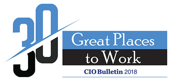 30 Great Places to Work 2018