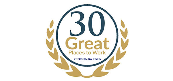 30 Great Places to Work 2020