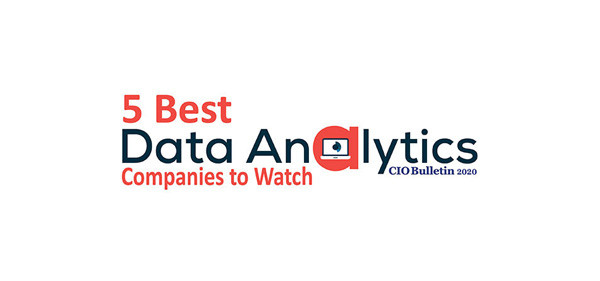 5 Best Data Analytics Companies to Watch 2020