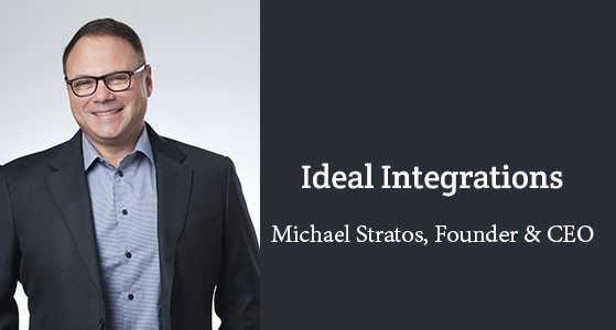 ciobulletin Ideal integrations michael stratos founder ceo