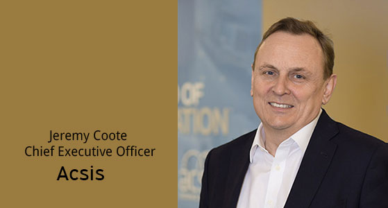 ciobulletin acsis jeremy coote chief executive officer